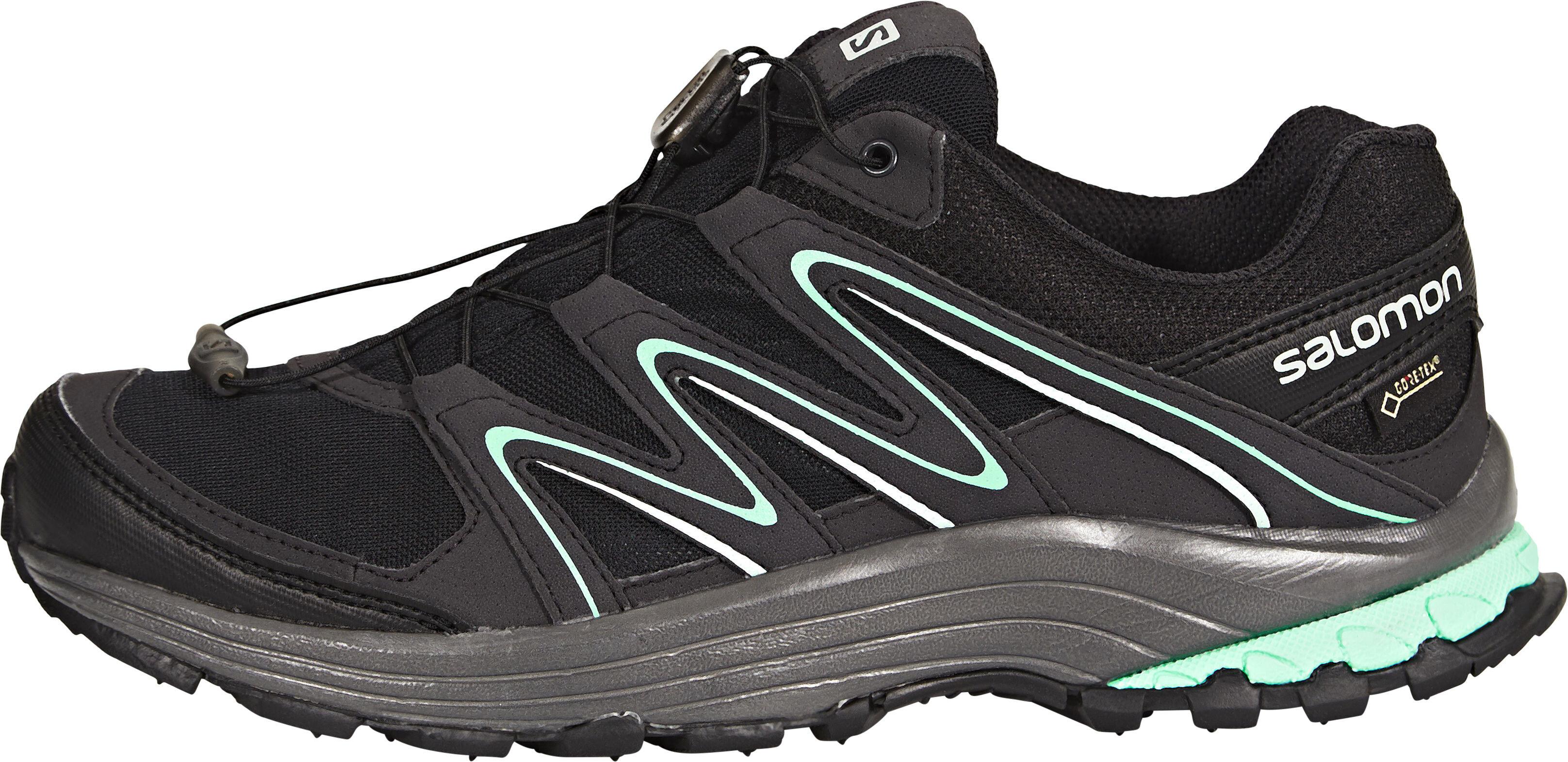 87d4caddd9eb Salomon Kiliwa GTX Shoes Women black phantom ablue